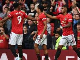 Buona la prima per il Man Utd. Goal