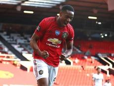 Anthony Martial fait l'unanimité à Manchester United. goal