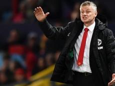 Manchester United vit une mauvaise passe. Goal