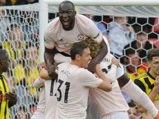 Manchester United gagne à Vicarage Road. Goal