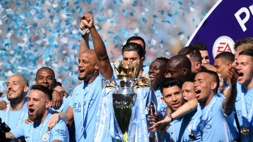 Guardiola says repeat of record-breaking season 'impossible'