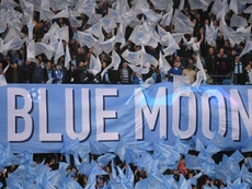 Man >City fans have brought their passion this season. GOAL