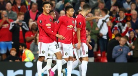 Rashford backs Greenwood