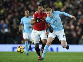 City pode tornar-se campeão frente ao United. Goal