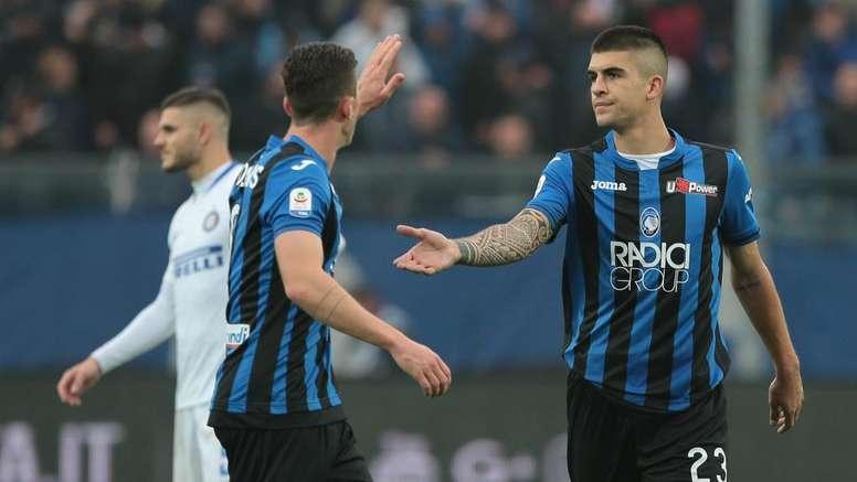 L'Inter crolla a Bergamo. Goal