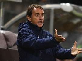 Italy match record winning run but Mancini sees room for improvement.