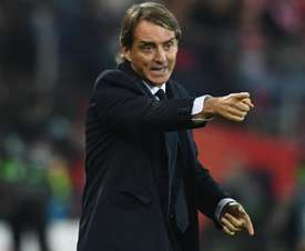 I'm no wizard – Mancini asks for patience with Italy. Goal