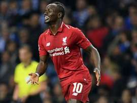 Liverpool not in danger of losing Mane to Real Madrid. Goal