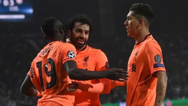 As curiosidades de Porto 0-5 Liverpool. Goal