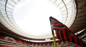 Mané Garrincha, cada vez mais casa oficial de Vasco x Fla