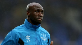 Mangala did not feature much for Everton before suffering the injury. GOAL