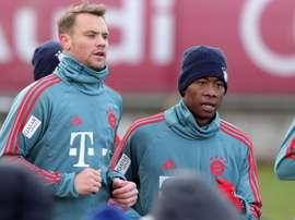 Neuer pode ficar afastado três meses. Goal
