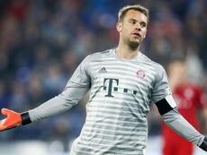 Neuer preocupa Bayern para duelo com Liverpool na UCL