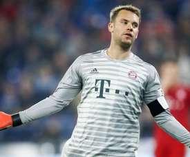 Neuer a retrouvé sa forme. Goal