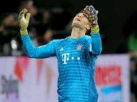 Manuel Neuer ne souffre plus. Goal