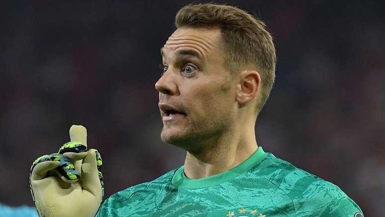 OFFICIEL : Neuer prolonge son contrat jusqu'en 2023. Goal