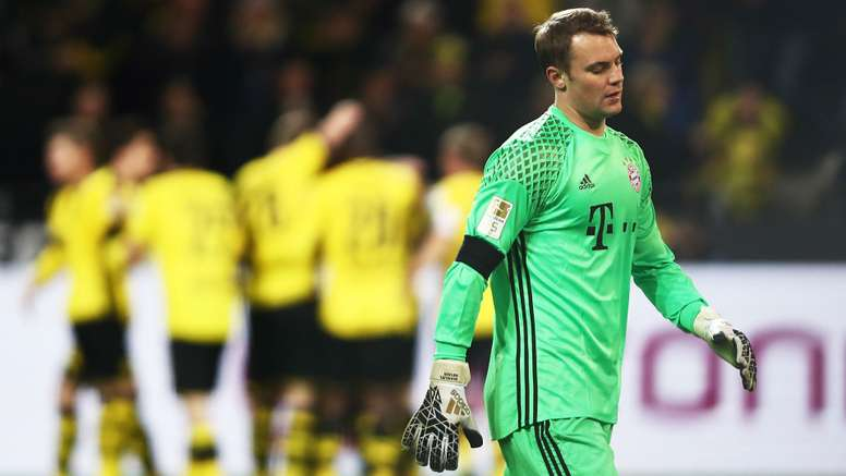 Manuel Neuer believes that Dortmund remain Bayern's main rivals. Goal