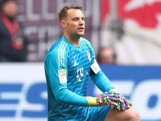 Manuel Neuer is injured again. GOAL