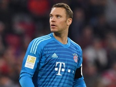 Neuer has struggled with injuries in recent years. GOAL