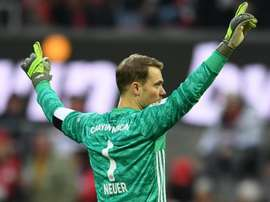 Flick: 'Best goalkeeper in the world' Neuer has edge over incoming Nubel. Goal