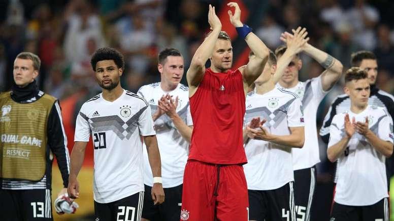 Alemanha provoca Brasil ao relembrar 7 a 1. Goal