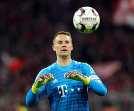 Neuer is out for injury. GOAL