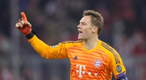 Manuel Neuer has not played since mid-April. GOAL