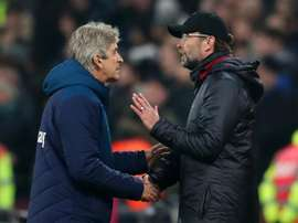 Pellegrini hits out at Klopp
