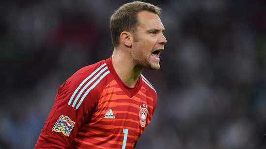 Neuer's team lost to the Netherlands. GOAL