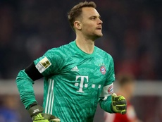 Manuel Neuer could be moving to Chelsea. GOAL