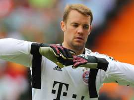 Neuer has been out since September. GOAL