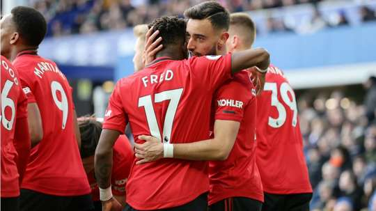 Man Utd need 'two or three years' to get back to the top. AFP