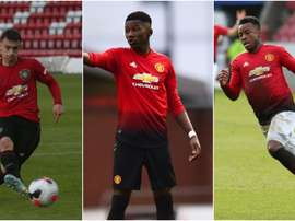 Man Utd will play several young players for the Europa League match in Astana. GOAL