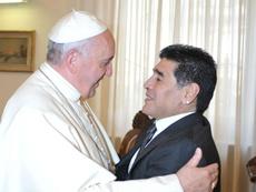 Maradona continues to inspire many. GOAL