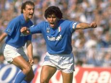 Quand Diego Maradona a failli signer à l'OM. Goal