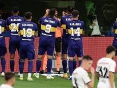 Boca in moving Maradona tribute. GOAL