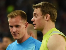 Neuer has decided to end his war of words with Ter Stegen. GOAL