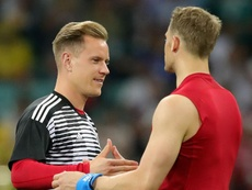 Ter Stegen 'just as good' as Germany number one Neuer, says Ziege. GOAL