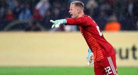 Ter Stegen não quer abaixar a cabeça para Neuer na guerra pelo gol da Alemanha