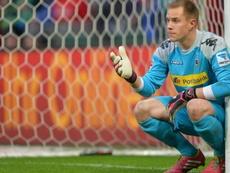 Ter Stegen : 'Pas de conflit avec Neuer'. AFP
