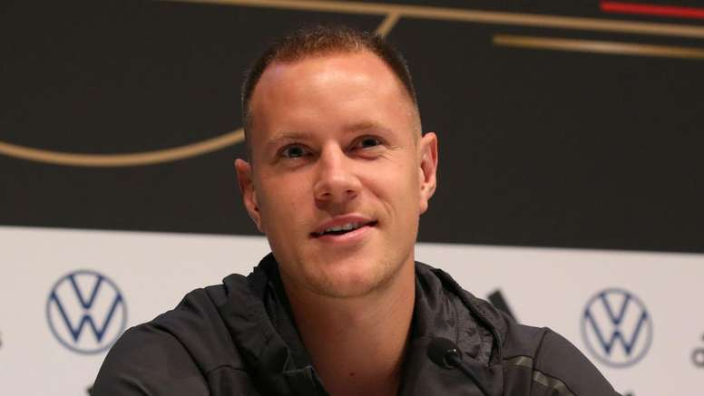 Ter Stegen on good terms with Neuer as he looks to press Germany case. GOAL