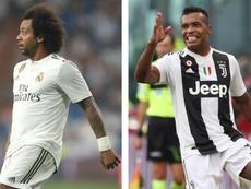 Calciomercato Juventus, Marcelo obiettivo: scambio con Alex Sandro fattibile