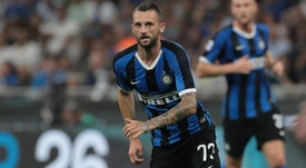 Brozovic is out for Inter an ankle injury. GOAL