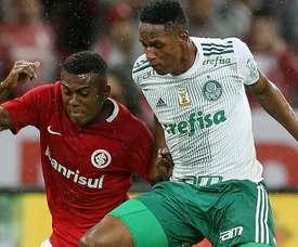 Mesmo com derrota, o 'Verdão' se classificou na Copa. Goal