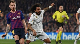 Solari backs Marcelo: He's 100 per cent Real Madrid