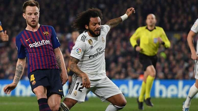 Solari backs Marcelo: He's 100 per cent Real Madrid