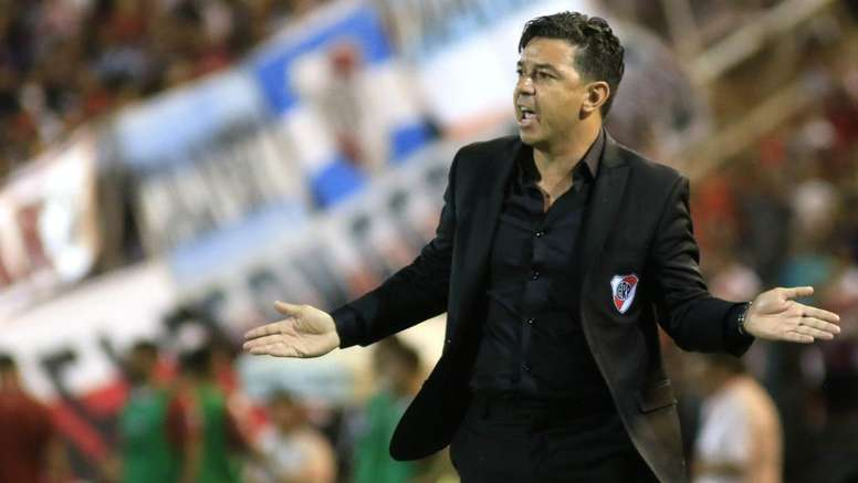 Torcida do Flamengo pede Gallardo como técnico, caso Jorge Jesus saia. Goal