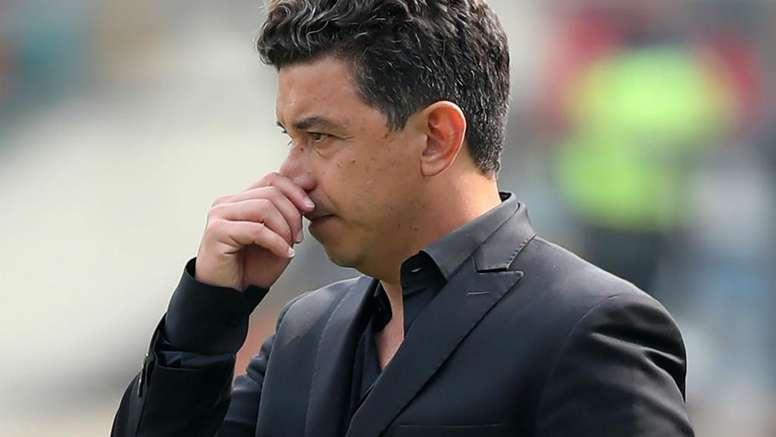 Barça - Finalement, Gallardo restera bien à River Plate ! AFP