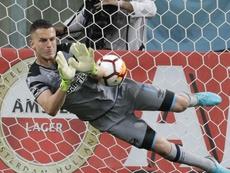 Marcelo Grohe Gremio campeao Recopa. Goal