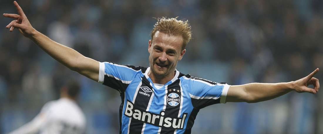 Marcelo Hermes pourrait évoluer en Ligue 1 cette saison. Goal